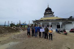 PLN bantu rehab rumah ibadah di Aceh Selatan thumbnail