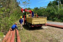 PLN NTT alirkan listrik 18 desa sejak setelah badai Seroja