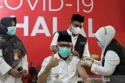 Hampir tiga pekan isolasi, Gubernur Aceh masih positif COVID-19 thumbnail
