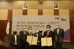 Pemerintah Aceh buka investasi untuk Republik Ceko thumbnail