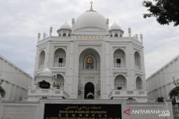 Masjid di zona merah tidak laksanakan Shalat Jumat di Jakarta Utara