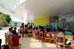 Urus dokumen, penduduk Kota Kupang wajib tunjukkan sertifikat vaksinasi