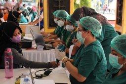 56.038 warga Ambon telah divaksinasi COVID-19, begini penjelasannya