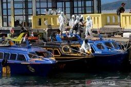 FOTO – Kasus Aktif COVID-19 Halmahera Utara didominasi Pekerja Perusahaan Tambang Emas
