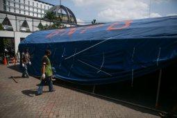 RSUP Sardjito mendirikan tenda darurat antisipasi lonjakan pasien COVID