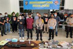 Resmob Polda Jambi tembak mati anggota jaringan narkoba