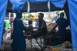 DIY menyiapkan rumah sakit darurat untuk tangani pasien COVID-19