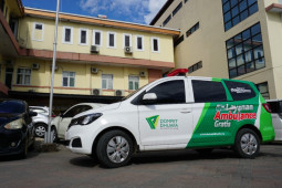 Dompet Dhuafa Sulsel hadirkan ambulans bagi masyarakat kurang mampu