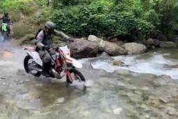 Sulitnya medan tidak halangi Kapolda Sulteng cek Pos Operasi Madago Raya