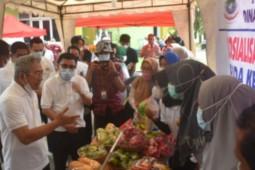 Gubernur Sulbar minta masyarakatnya kembangkan pangan lokal