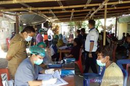 Pemkab Sangihe menggelar vaksinasi di setiap kampung