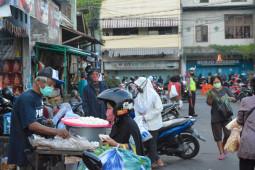 Disdag Yogyakarta: Lima pasar tradisional ditutup sementara