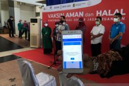 Pendaftaran vaksinasi di Kota Yogyakarta dilayani melalui aplikasi JSS