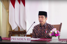 Presiden Jokowi sampaikan duka cita mendalam terhadap korban pandemi COVID-19