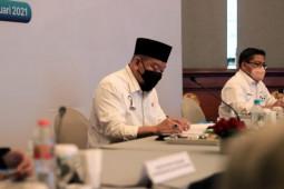 Ketua DPD RI LaNyalla minta masyarakat waspadai varian baru virus Corona