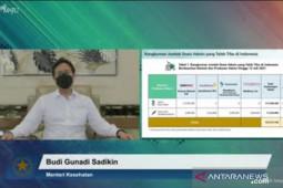 Indonesia terima 10 juta dosis tambahan bahan baku Sinovac
