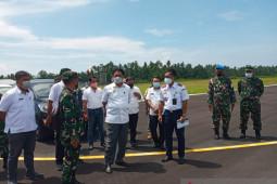 Pemerintah Kabupaten Sangihe siapkan lahan pembangunan pos perwakilan TNI AU