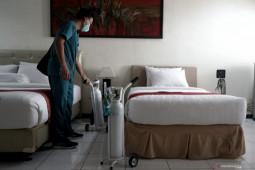 Pemda DIY akan menambah 800 tempat tidur untuk perawatan pasien COVID-19