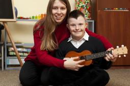 """Keluarga menjadi kunci pendidikan karakter anak """"down syndrome"""""""