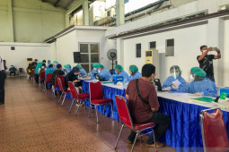 Yogyakarta upayakan lakukan 14.000 vaksinasi COVID-19 per pekan