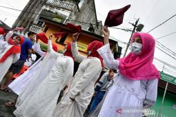 FOTO – Hadrat, Keunikan Tradisi Maluku Saat Hari Raya Idul Adha