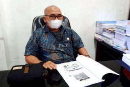 Anggota DPRD minta pembagian kios Pasar Pendopo harus sesuai  ketentuan