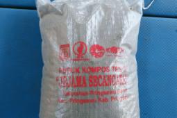TPS3R Pringsewu Barat produksi kompos kemasan