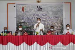 Pemkab Sigi sambut baik PT Gunanusa  investasi di sektor pertanian