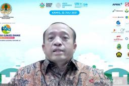 Kementerian LHK minta pelaku usaha pertimbangkan isu perubahan iklim dalam AMDAL