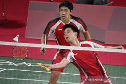 Olimpiade Tokyo: Kevin/Marcus incar emas usai amankan tiket perempat final