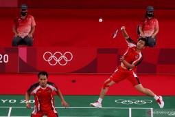 Olimpiade Tokyo: The Daddies berhasil atasi tekanan Aaron/Soh