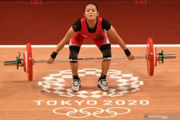 Olimpiade Tokyo, Indonesia Tunggu Keputusan Resmi Terkait Isu Doping Lifter China thumbnail