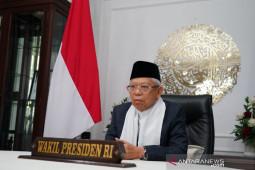 Wapres Ma'ruf Amin Imbau MUI Pusat Dan Daerah Sejalan Dengan Pemerintah thumbnail