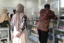 Stok obat-obatan di apotek Kabupaten Halmahera Utara langka, begini penjelasannya