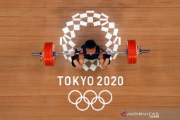 Olimpiade Tokyo, Rahmat Erwin Abdullah Raih Perunggu Untuk Indonesia thumbnail