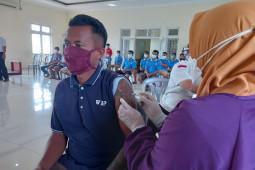 300 warga binaan di Rutan Bandarlampung divaksinasi