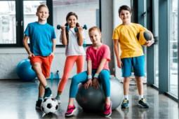 Ahli gizi ungkap pentingnya anak 5-12 tahun wajib bergerak aktif