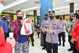 Alumni Akpol 91 gencarkan vaksinasi percepat kekebalan komunal
