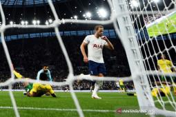 Dua gol Harry Kane antar Tottenham ke fase grup Liga Conference, begini jalan pertandingan