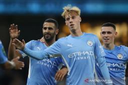 Manchester City melenggang di Piala Liga usai kalahkan tim strata ketiga