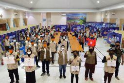 BNPB lauds 445 XX Papua PON health protocol volunteers