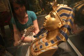 Mumi umur 2.500 tahun di makam terlantar