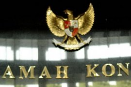 Mahkamah Konstitusi tolak permohonan aturan pengumuman hasil survei