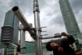 Greenpeace : Jakarta masih kekurangan stasiun pantau kualitas udara