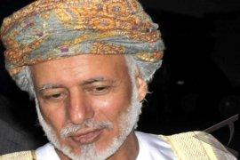 Sultan Oman Qaboos bin Said wafat