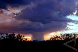 BMKG: Waspadai potensi hujan lebat pengaruh MJO fase awal La Nina di wilayah Indonesia, salah satunya di Sumut