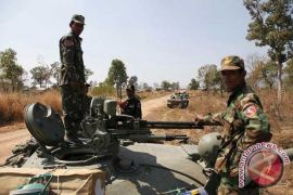 Kamboja robohkan bangunan buatan AS di pangkalan AL
