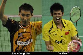 Lin Dan yang pensiun, Lee Chong Wei persembahkan puisi