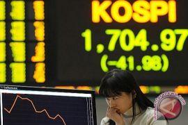 Bursa saham Seoul menguat 0,31 persen