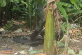 Pemulung Di Tangerang Temukan Granat Manggis Aktif